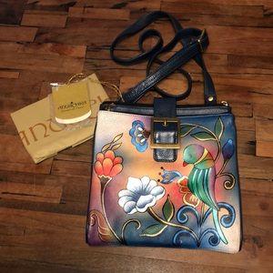 Anuschka Hand-painted Bag